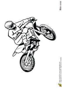 раскраски для мальчиков мотоциклы распечатать