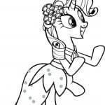 раскраски мой маленький пони раскрашивать