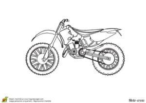 раскраски мотоциклы картинки