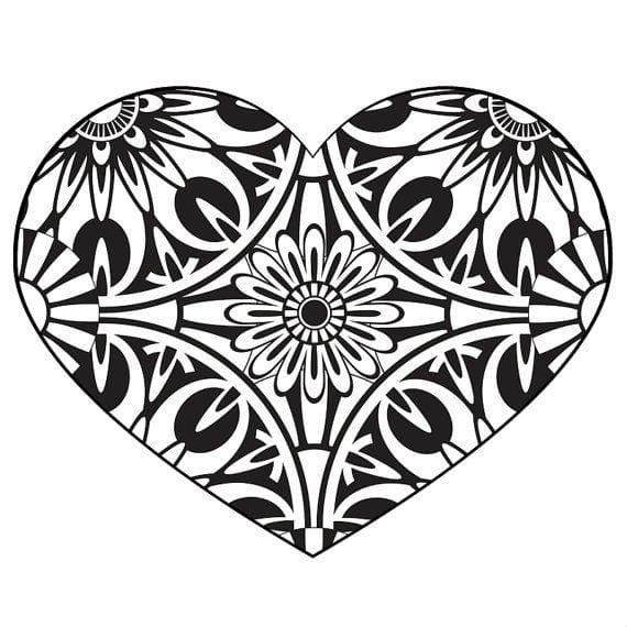 raskraski-na-den-svjatogo-valentina раскраски на день святого валентина бесплатно