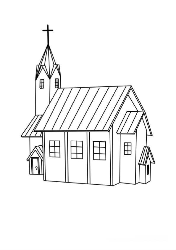 раскраски православие