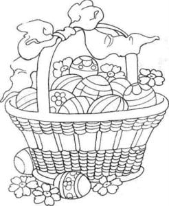 распечатать раскраски пасха яйца скачать новая