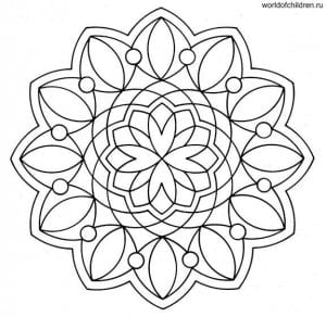 risunki-mandala-raspechatat-300x292 Мандалы на белом