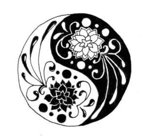 risunok-in-jan-karandashom-300x288 Инь и Янь