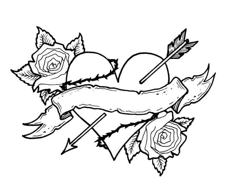 skachat-14-fevralja-raskraska скачать 14 февраля раскраска