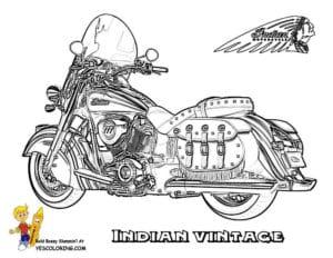скачать раскраска мотоцикл