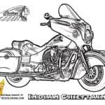 смотреть бесплатно мотоцикл раскраска