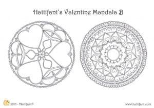 валентин день бесплатно раскраски на