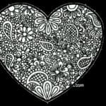 валентина скачать бесплатно раскраска дню