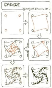 зентаглы пошаговые (119)