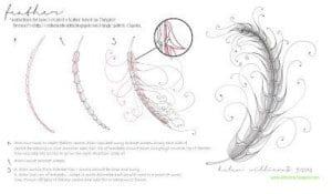зентаглы пошаговые (7)