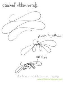 зентаглы пошаговые (8)