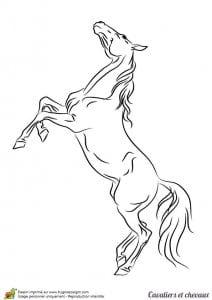 лошадей распечатать бесплатно раскраски про