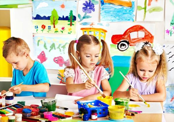 -детей Рисовака - бесплатные раскраски и уроки для начинающих художников