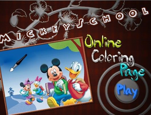 -и-школа-2 Раскраски онлайн