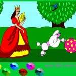 Принцесса и собачка
