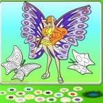 Фея-бабочка