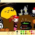 Хэллоуин в стиле аниме