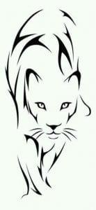 домашние животные кошки раскраски
