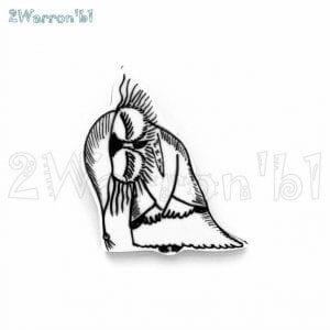 сова раскраска (415)
