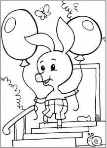 винни пух картинки для детей раскраски