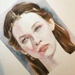 Рисование головы с натуры