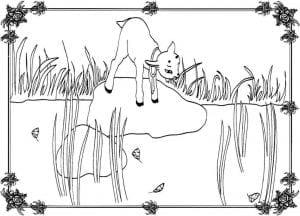 герои русских сказок раскраска (11)