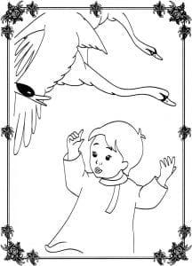 герои русских сказок раскраска (2)