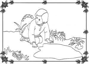 герои русских сказок раскраска (9)