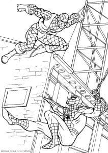 -для-мальчиков-человек-паук-распечатать-бесплатно-212x300 Человек-паук