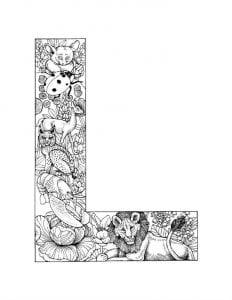 anglijskij-alfavit-kartochki-raskraski-raspechatat-232x300 Английский алфавит