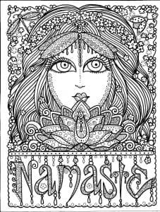 art-joga-raskraska-antistress-raspechatat-3-227x300 Русалки и йоги