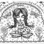 арт йога раскраска антистресс распечатать (5)