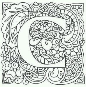 besplatno-anglijskij-alfavit-raskraska-295x300 Английский алфавит