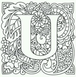 бесплатно английский алфавит раскраски с заданиями для детей