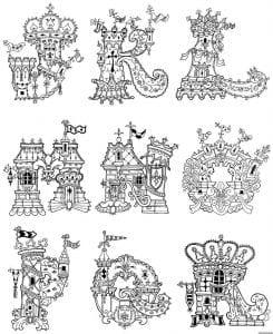 бесплатно говорящий английский алфавит с раскрасками
