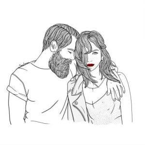 бесплатно картинки раскраски любовь