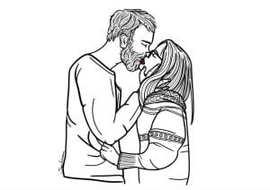 besplatno-kartinki-raskraski-pro-ljubov-300x212 Мужчины и женщины, любовь