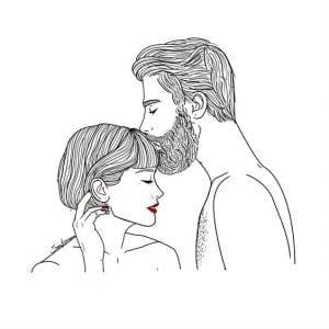 бесплатно красивые раскраски про любовь
