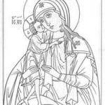 бесплатно по основам православной культуры раскраски 1