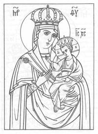 бесплатно по основам православной культуры раскраски