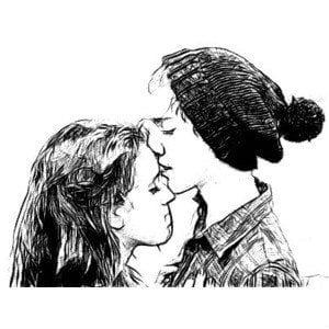 besplatno-raskraski-ljubov-ljudej Мужчины и женщины, любовь