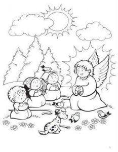 бесплатно раскраски по православию для детей