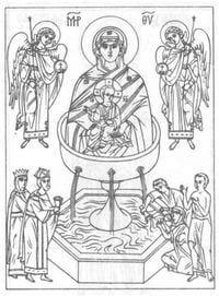 besplatno-raskraski-pravoslavie Религия