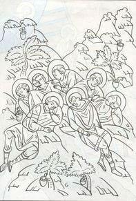 besplatno-raskraski-pravoslavnye-1 Религия