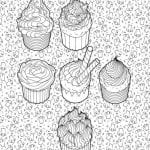 бесплатно скачать и продукты раскраски на тему еда