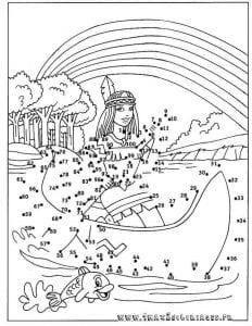 dlya-detej-risunki-soedinyat-po-tochkam-232x300 Рисунки по точкам