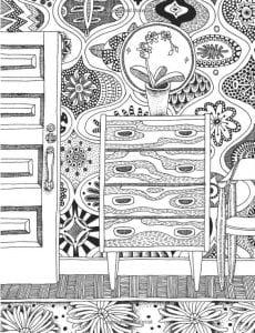 interer-komnaty-raskraska-230x300 Интерьеры