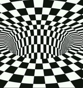 красивые иллюзии распечатать бесплатно раскраски