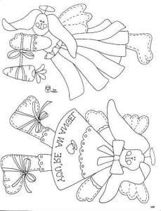 крыльями красивые раскраски ангелов с бесплатно